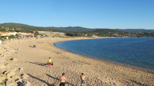 Agosta Plage en Corse du Sud