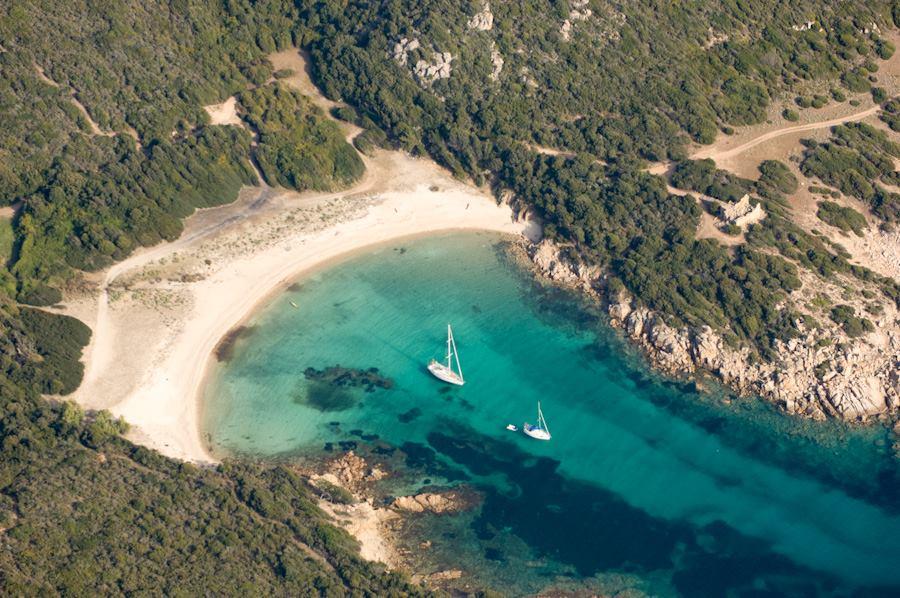Quelques idées de plages à faire en voilier