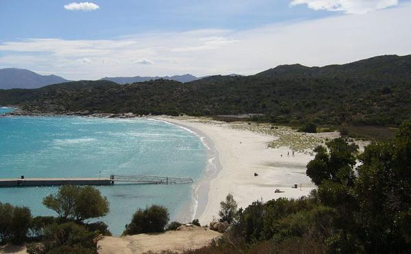 La plage du Lodu